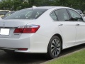 Honda - Accord IX - 2.4 (188 Hp)