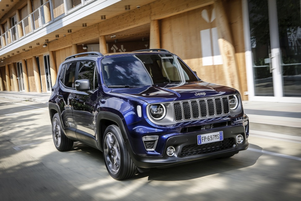 2019 Jeep Renegade (facelift 2019) - Foto 1