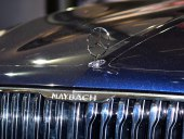 Mercedes-Benz Maybach luxury vehicle