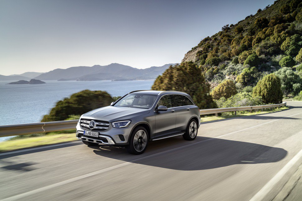 Mercedes-Benz - GLC SUV (X253, facelift 2019)
