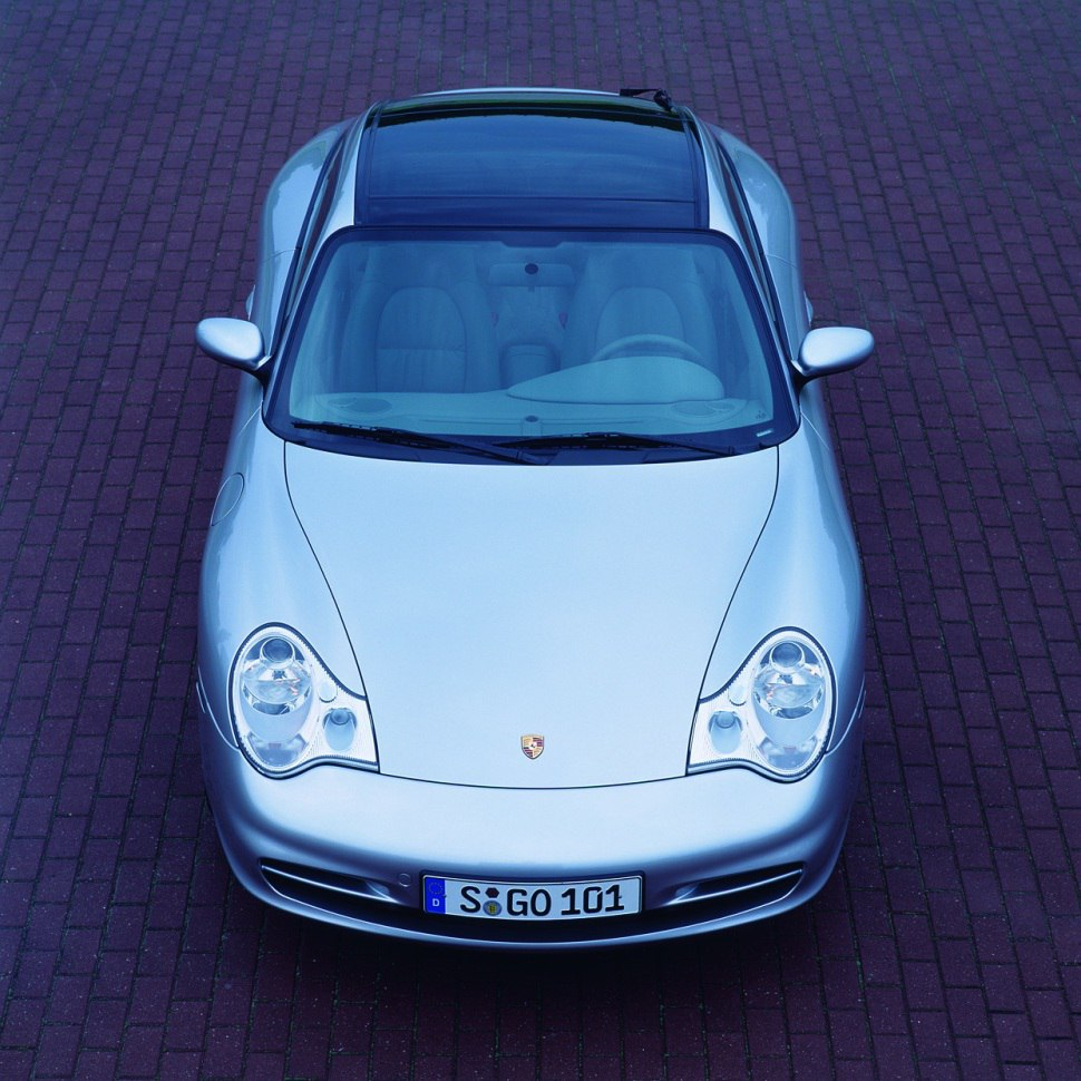 Porsche 996 Engine Hp: Porsche 911 Targa (996, Facelift 2001) - 2002