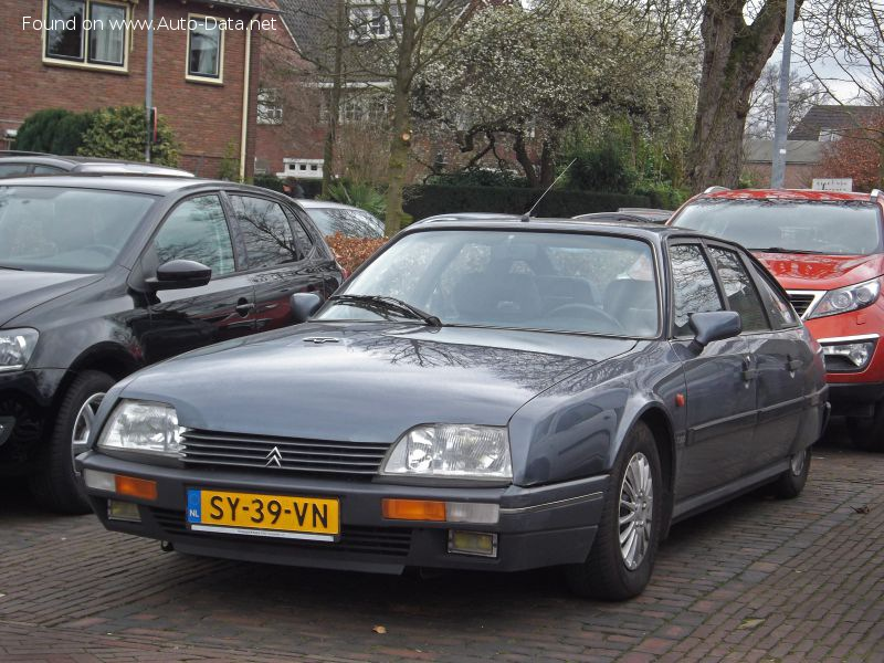 1986 Citroen CX II - Photo 1