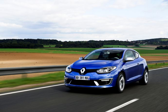 2014 Renault Megane III Coupe (Phase III, 2014) - Photo 1