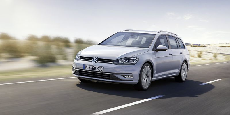 Volkswagen Golf VII Variant (facelift 2017) 2.0 TDI (150 Hp) 4MOTION BMT - Technical Specs, Fuel consumption, Dimensions