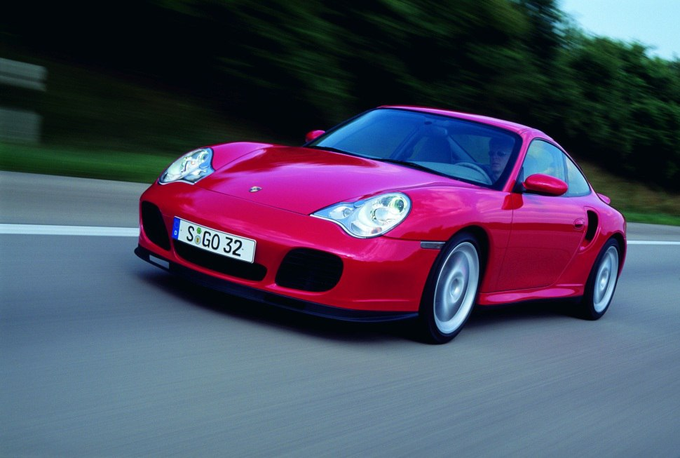 Porsche 911 996 Facelift 2001 Carrera 4s 36 320 Hp