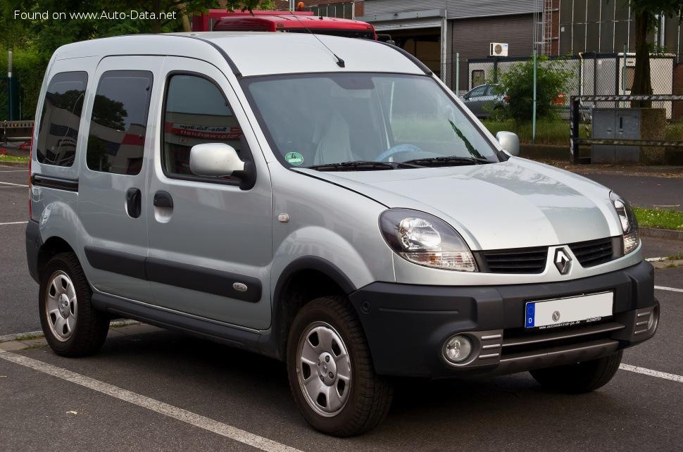 9aa72cbde240 Images of  Renault - Kangoo I (KC