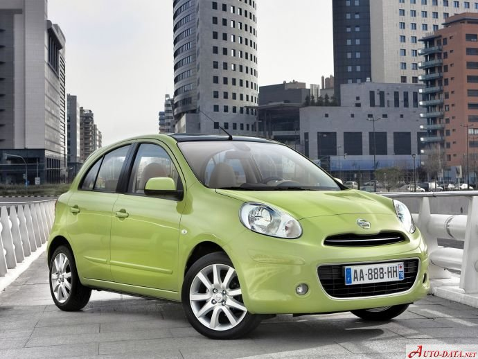 nissan - micra (k13) - 1.2 (80 hp) - technical specifications, fuel
