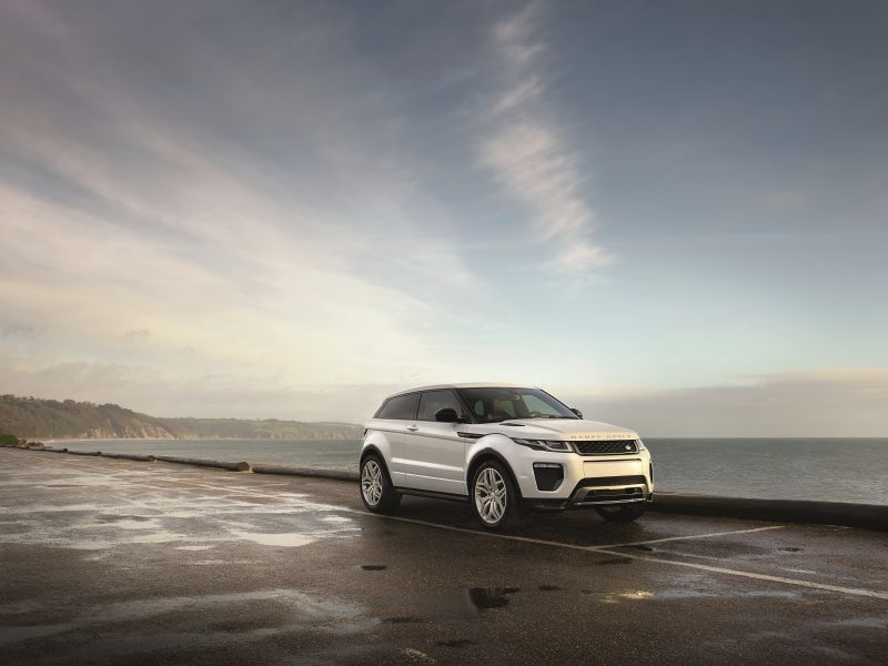 Land Rover Range Rover Evoque I coupe (facelift 2015) - Foto 1