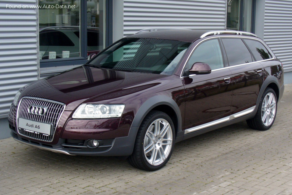 Audi A6 Allroad quattro (4F,C6) - Photo 1