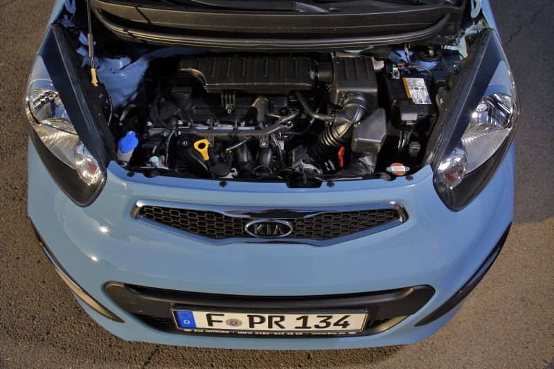 Kia Picanto II 3D - Photo 1