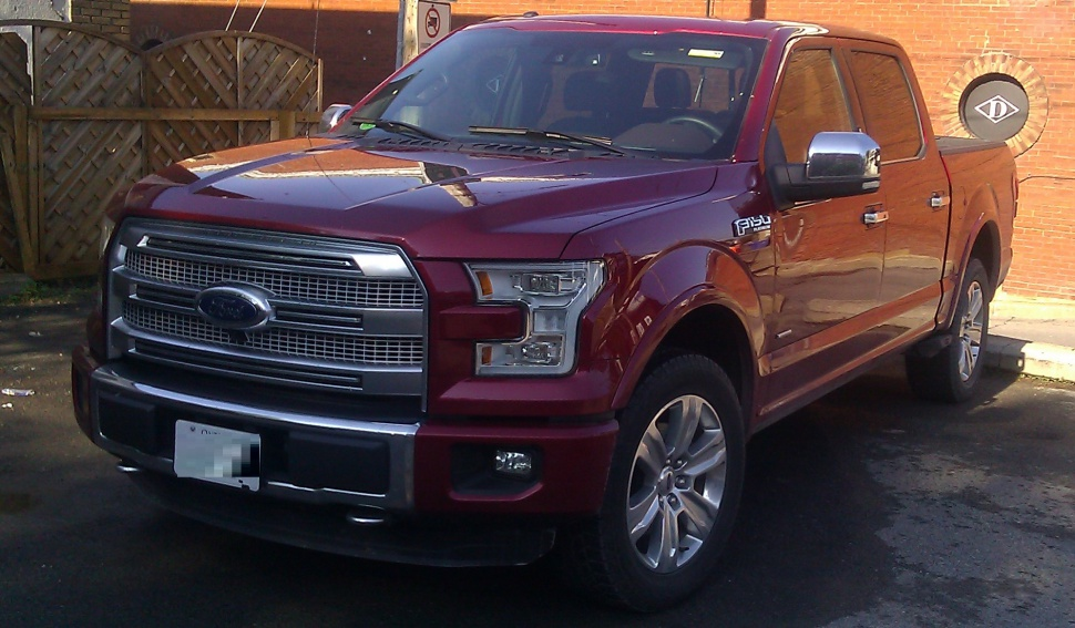 Ford - F-150 XIII SuperCrew