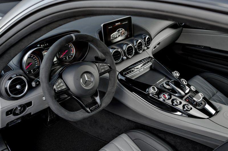 Images Of Mercedes Benz Amg Gt C190 Facelift 2017
