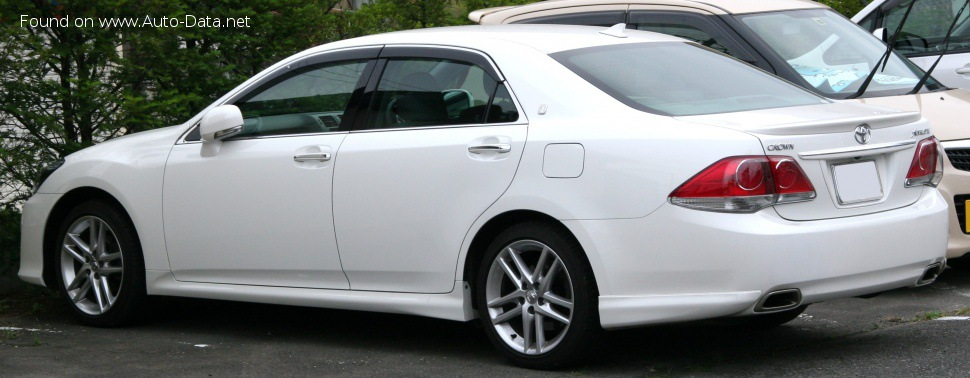 2010 Toyota Crown Athlete XIII (S200, facelift 2010) - Foto 1