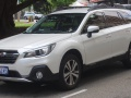 Technical specifications and fuel economy of Subaru Outback