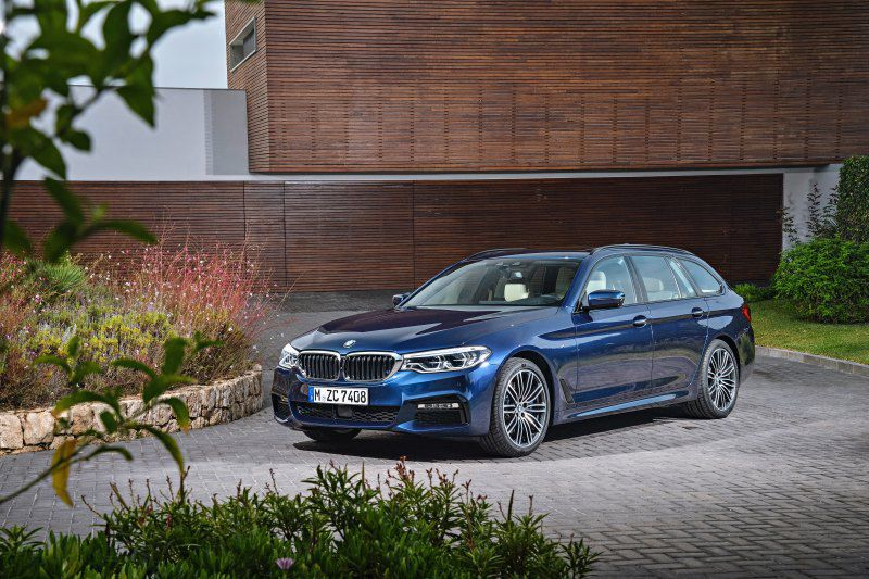 Bmw 5 Series Technical Specs Fuel Consumption Dimensions