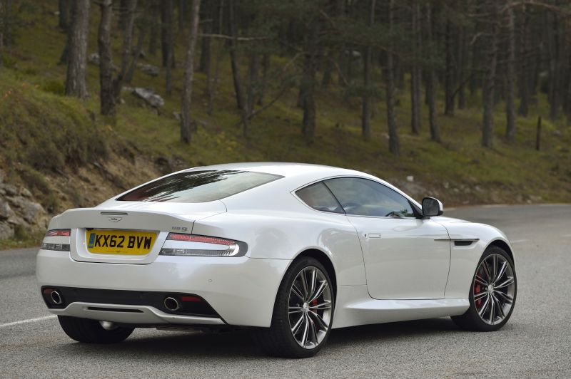 Images Of Aston Martin DB Coupe Facelift - Aston martin 117