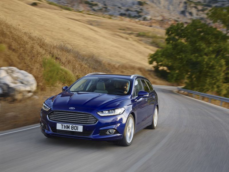 2014 Ford Mondeo IV Wagon - Photo 1