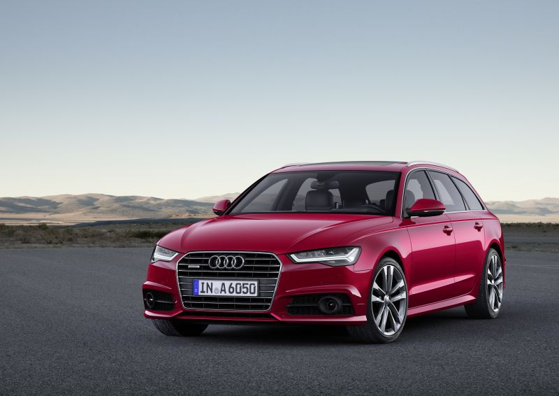 Audi A6 Avant (4G, C7 facelift 2016) 2.0 TDI ultra (190 Hp) S tronic - Fiche technique, Consommation de carburant, Dimensions