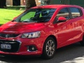 Holden Barina TM VI (facelift 2016) 1.6 (116 Hp) Automatic