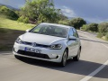 Technical specifications and fuel economy of Volkswagen Golf