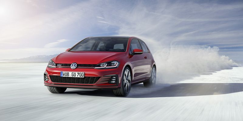 2017 Volkswagen Golf VII (facelift 2017) - Снимка 1