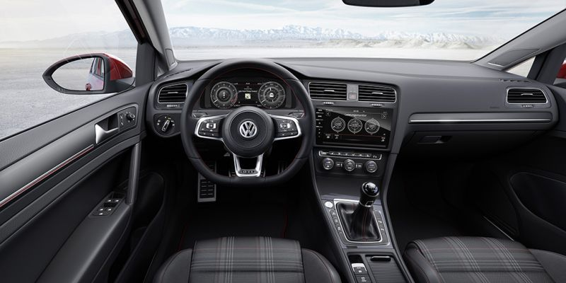 Volkswagen - Golf VII (facelift 2016)
