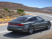 An innovative powertrain and sporty experience - Audi's latest edition S6 and S7 models