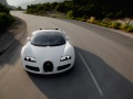 Technical specifications and fuel economy of Bugatti Veyron