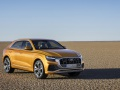 Technical specifications and fuel economy of Audi Q8