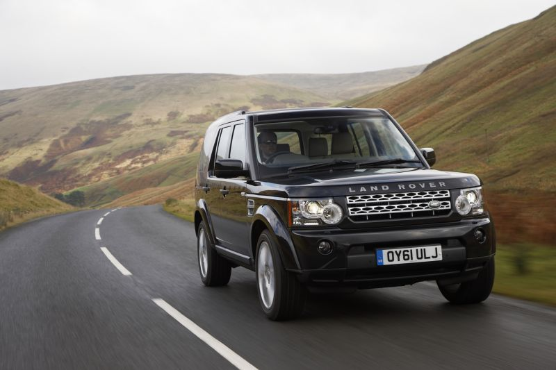 Land Rover Discovery IV - Fotografie 1