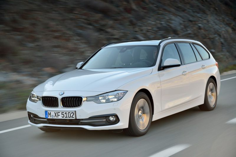 BMW 3 Series Touring (F31 LCI, Facelift 2015) - Bilde 1