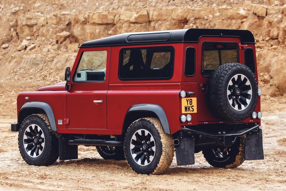 Images of: Land Rover - Defender 90 Works V8 6/24
