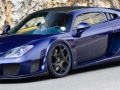 Technical specifications and fuel economy of Noble M600