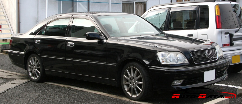 Toyota Crown Athlete XI (S170, facelift 2001) - Bild 1