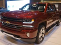 Technical specifications and fuel economy of Chevrolet Silverado