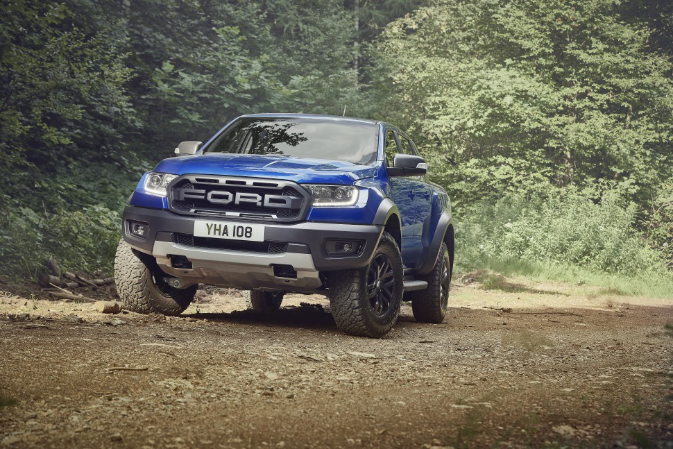 Ford Ranger Iv Raptor Americas 20d 214 Hp Automatic