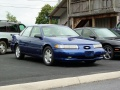 Ford Taurus II - Technical Specs, Fuel consumption, Dimensions