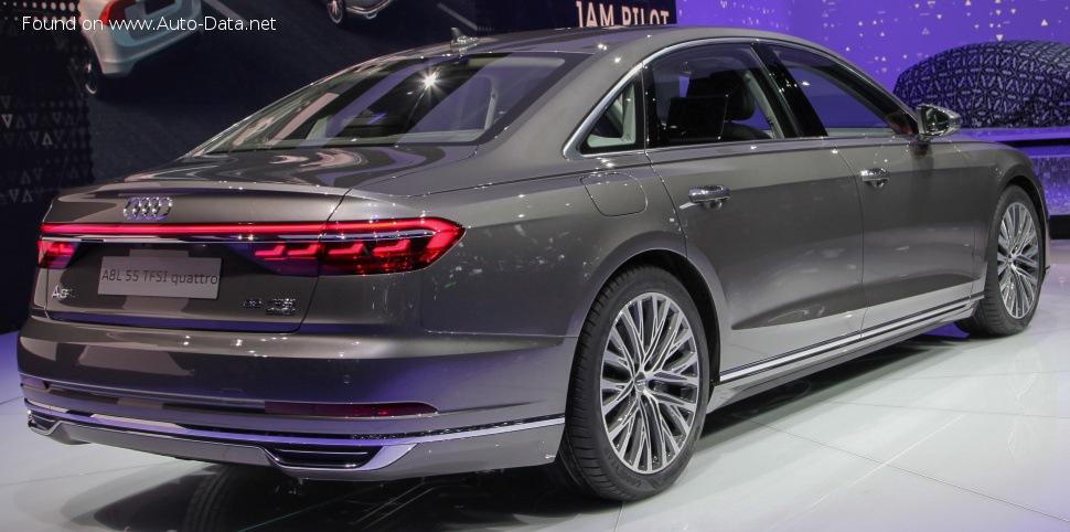 Images Of Audi A Long D - Audi a8