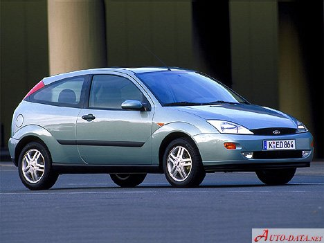 1999 Ford Focus Hatchback I - Foto 1