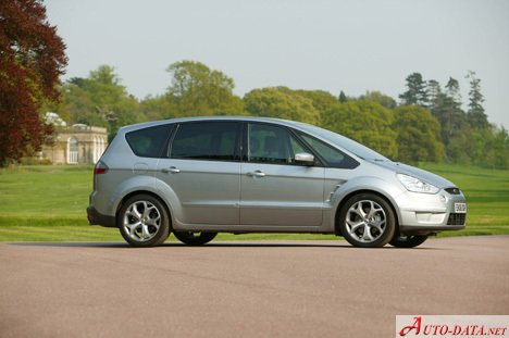 2006 Ford S Max 2 3 T 161 Automatic Technical Specs Data Fuel Consumption Dimensions