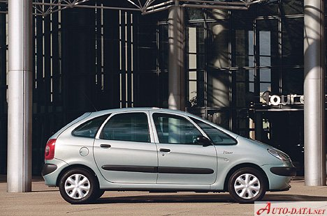 Citroen Xsara Picasso (N68) - Photo 1