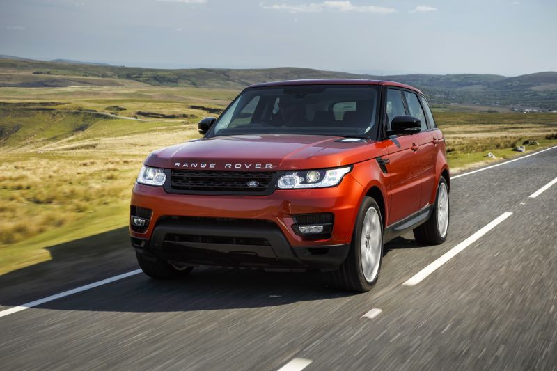 Land Rover Range Rover Sport II - Фото 1
