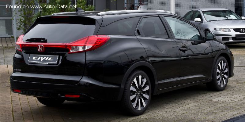2013 Honda Civic IX Tourer - εικόνα 1