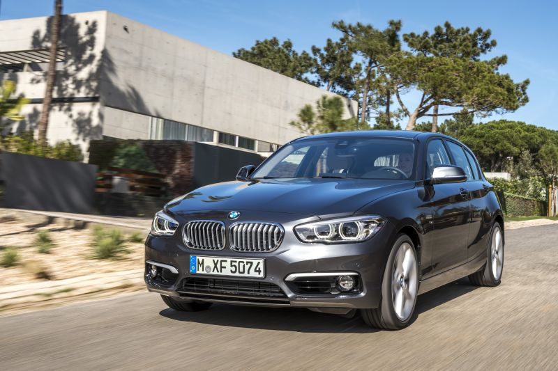 BMW Série 1 Hatchback 5dr (F20 LCI, facelift 2015) - Photo 1