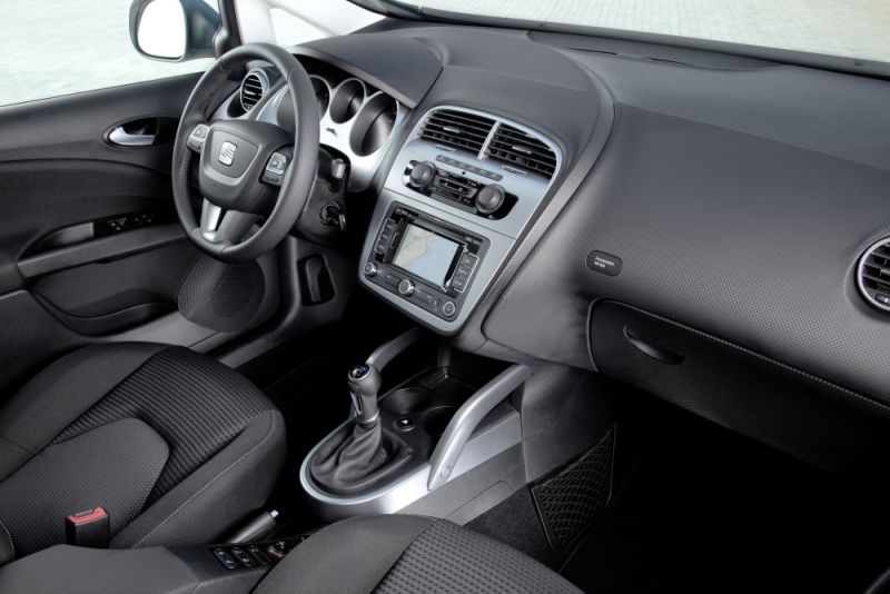 Images Of Seat Altea Facelift 2009 314