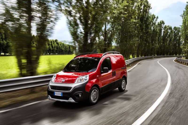 2016 Fiat Fiorino (facelift 2016) - Photo 1