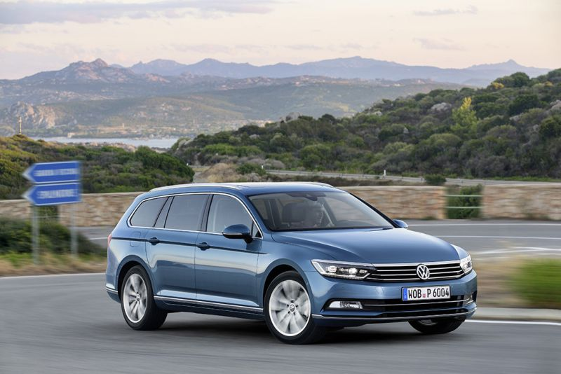 images of volkswagen passat variant b8 2014 5 14. Black Bedroom Furniture Sets. Home Design Ideas