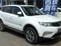 Geely X7 Sport 2.4 (152 Hp) 4WD Automatic