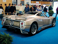 Pagani Zonda C12 - Technical Specs, Fuel consumption, Dimensions