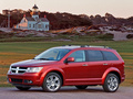 Technical specifications and fuel economy of Dodge Journey